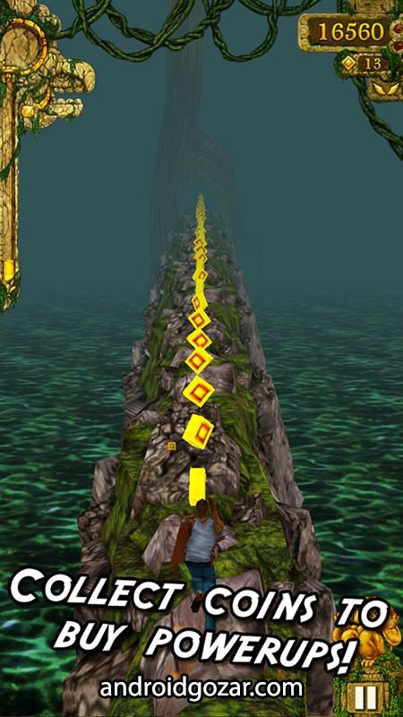 دانلود Temple Run 1.15.0 بازی تمپل ران فرار از معبد اندروید + مود