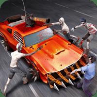 Zombie Squad 1.25.7 دانلود بازی رانندگی در میان زامبی ها اندروید + مود