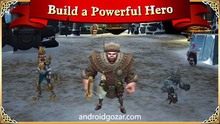 Arcane Legends 2.2.2 دانلود بازی افسانه های سری اندروید