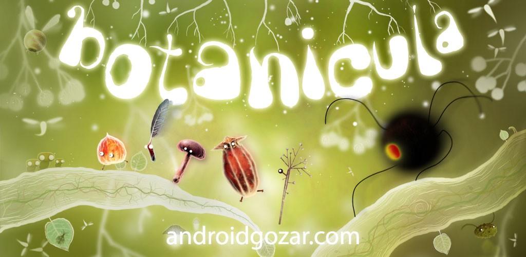 Botanicula 1.0.62 دانلود بازی بوتانیکولا اندروید + دیتا