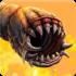 Death Worm 1.65 دانلود بازی کرم مرگ اندروید + مود