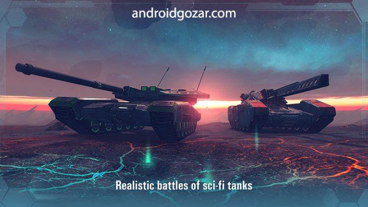 دانلود Future Tanks: Action Army Tank Games 3.60.2 – بازی جنگ تانک ها اندروید
