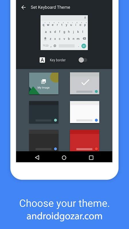 Gboard 8.8.3.273837003 دانلود صفحه کلید کیبورد گوگل اندروید