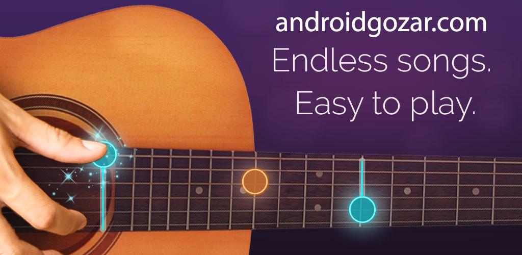 Guitar Play & Learn Vip 1.0.205 دانلود نرم افزار اجرا و یادگیری گیتار در اندروید
