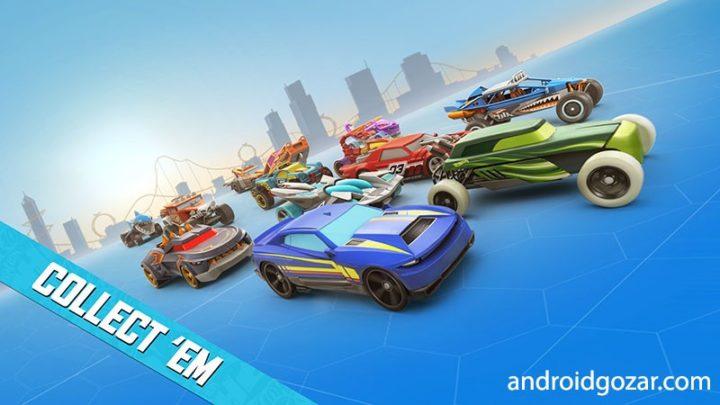 Hot Wheels: Race Off 1.1.11277 دانلود بازی مسابقه ماشین چرخ آتشین اندروید + مود
