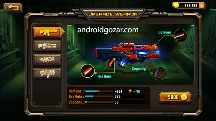 دانلود Metal Squad 2.0.5 – بازی تیراندازی گروه آهنین اندروید + مود