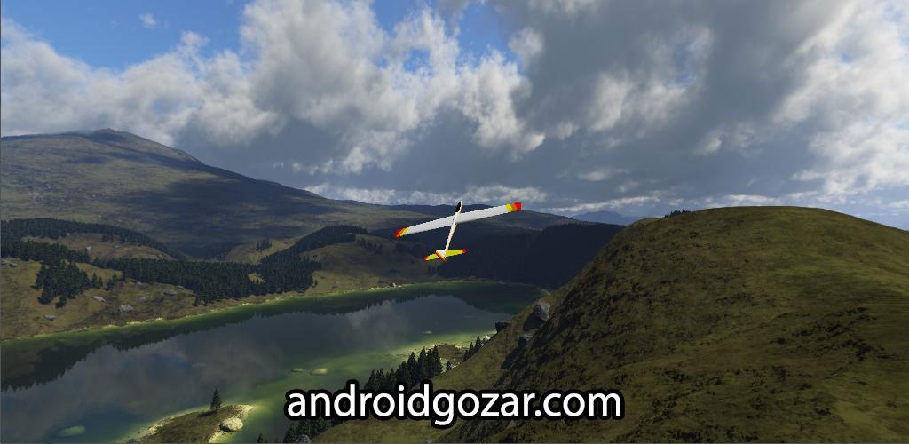 PicaSim: Flight simulator 1.1.1074 دانلود بازی شبیه سازی هواپیما کنترلی اندروید