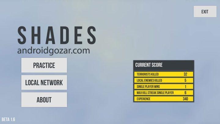 Shades – Combat Militia 5.0 دانلود بازی اکشن مبارزه نظامیان اندروید