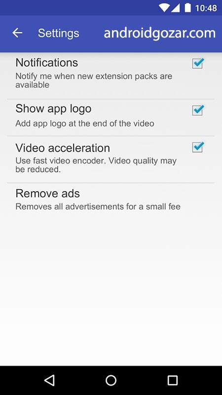 Scoompa Video Slideshow Maker Pro 24.8 ساخت اسلایدشو در اندروید