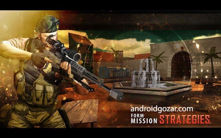 Unfinished Mission 1.0.1 دانلود بازی اکشن ماموریت ناتمام اندروید + مود