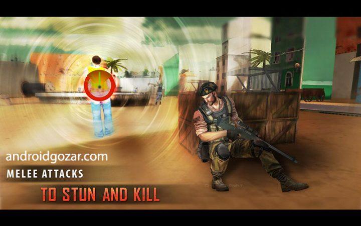 Unfinished Mission 2.6 دانلود بازی اکشن ماموریت ناتمام اندروید + مود