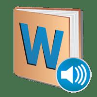 WordWeb Audio Dictionary 3.6 دانلود دیکشنری صوتی وردوب اندروید