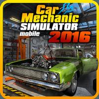 Car Mechanic Simulator 2016 1.1.6 دانلود بازی شبیه ساز مکانیک خودرو اندروید + مود