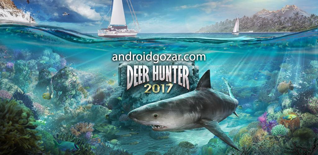 DEER HUNTER 2017 5.0.0 دانلود بازی شکارچی حیوانات اندروید + مود