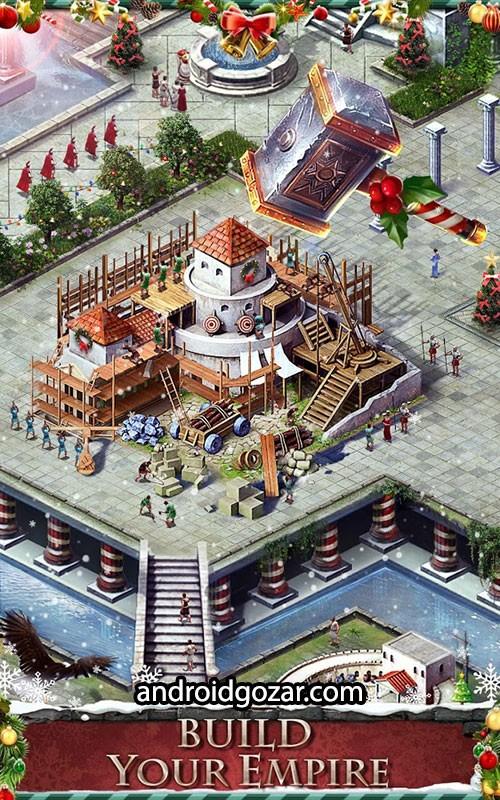 Empire War: Age of hero 8.086 دانلود بازی استراتژی جنگ امپراطوری