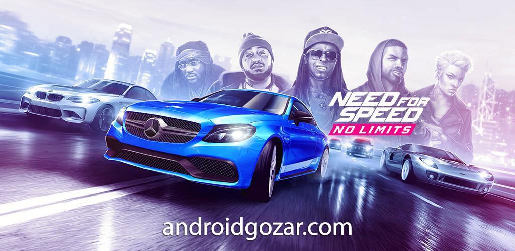 دانلود Need for Speed No Limits 4.1.2 – بازی ماشین سواری بدون محدودیت اندروید+مود