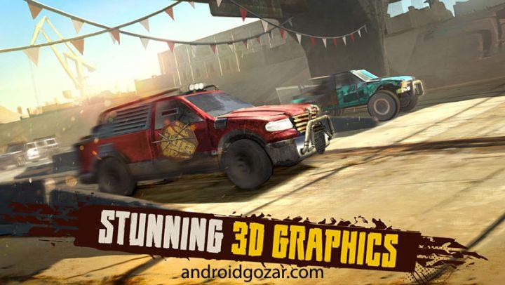 Racing Xtreme: Fast Rally Driver 3D 1.12.0 دانلود بازی رانندگی رالی اندروید + مود + دیتا