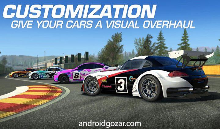 Real Racing 3 7.2.0 دانلود بازی ماشین سواری مسابقه واقعی 3 اندروید + مود
