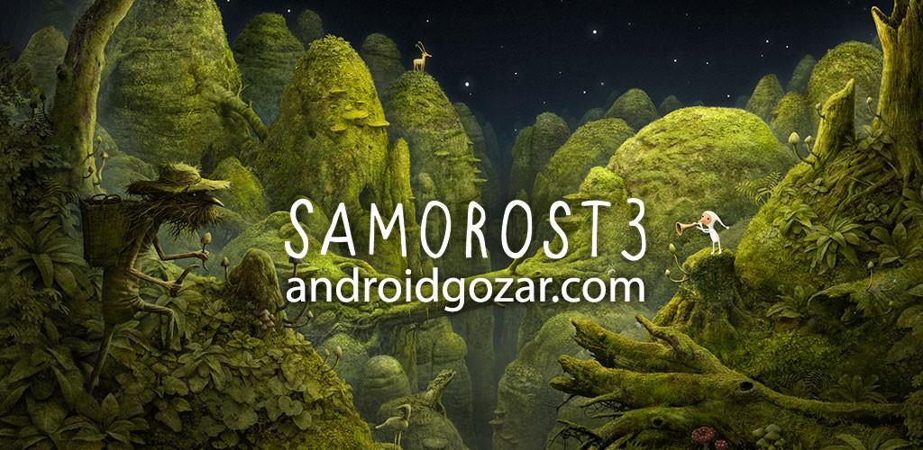 Samorost 3 1.4.463 دانلود بازی معمایی ساموروست 3 اندروید + دیتا