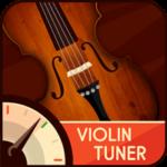 دانلود Master Violin Tuner 3.9.5 برنامه تیونر کوک ویولن اندروید
