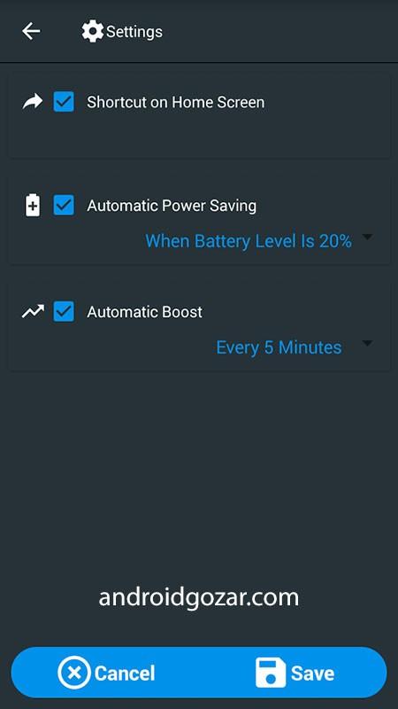 دانلود Smart Android Assistant 4.0 برنامه دستیار هوشمند اندروید