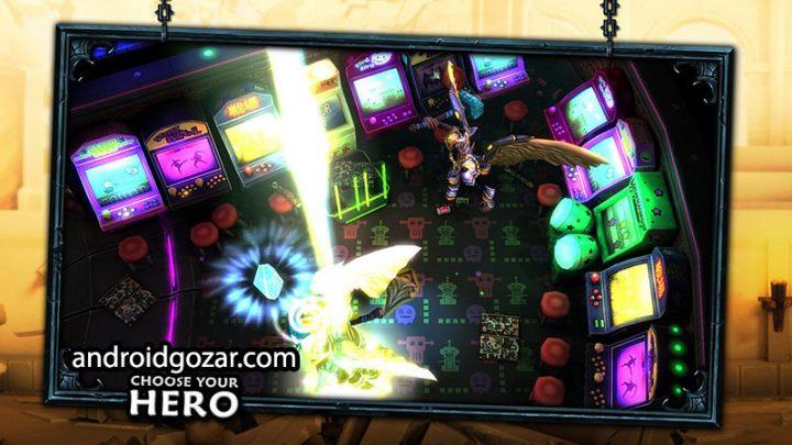 SoulCraft 2 1.6.2 دانلود بازی اکشن اتحاد فرشتگان اندروید