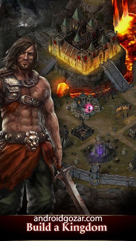 Dark Empire – Working Title 0.1.1 دانلود بازی امپراطوری تاریکی اندروید