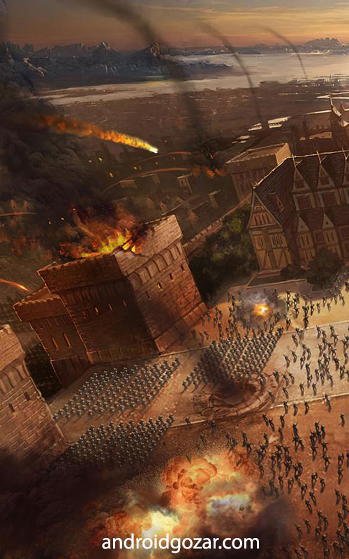 Game of Kings: The Blood Throne 1.3.2.07 دانلود بازی پادشاهان اندروید