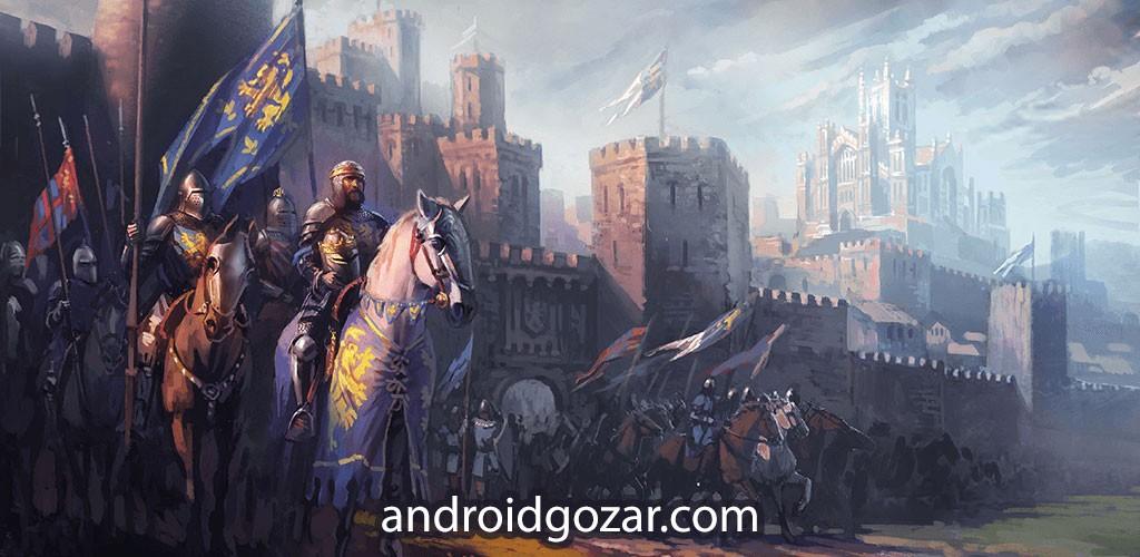 دانلود Imperia Online 8.0.21 بازی جنگ امپراتوری قرون وسطایی اندروید