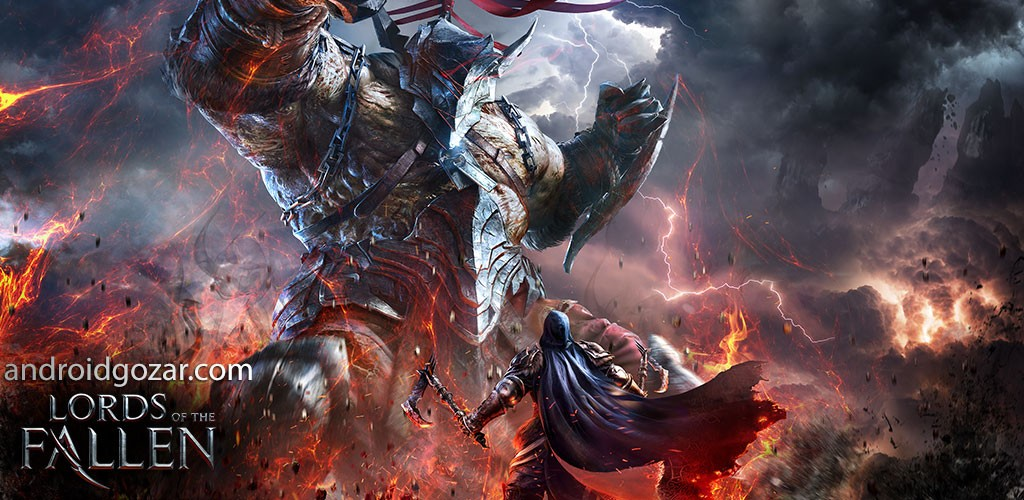 Lords of the Fallen 1.1.3 دانلود بازی اکشن اربابان سقوط اندروید + مود + دیتا