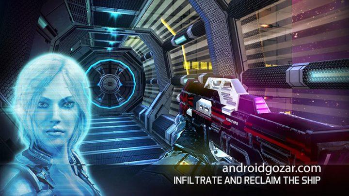 دانلود N.O.V.A. Legacy 5.8.1g – بازی اکشن میراث نوا اندروید + مود