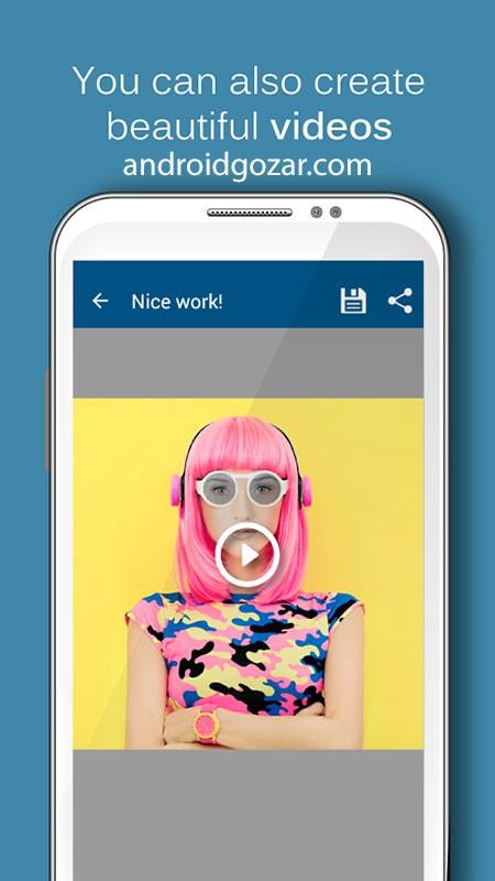 PhotoFacer Full 2.0 دانلود نرم افزار تغییر چهره و بدن در اندروید