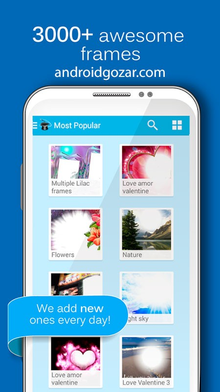 PhotoMontager Full 3.31 دانلود نرم افزار مونتاژ عکس اندروید