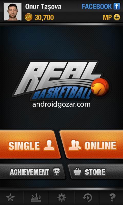 دانلود Real Basketball 2.8.2 بازی بسکتبال واقعی اندروید + مود
