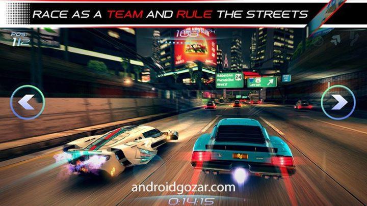 Rival Gears Racing 1.1.5 دانلود بازی مسابقه ماشین سواری اندروید + مود + دیتا