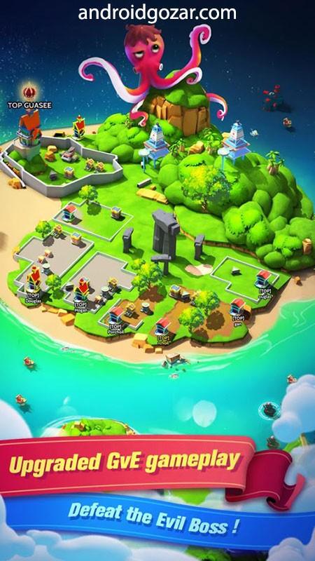 Sea Game 1.7.14 دانلود بازی استراتژی نبرد دریایی اندروید + دیتا