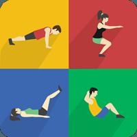 Caynax Home workouts Pro 2.1.1 آموزش تمرینات تناسب اندام در خانه اندروید
