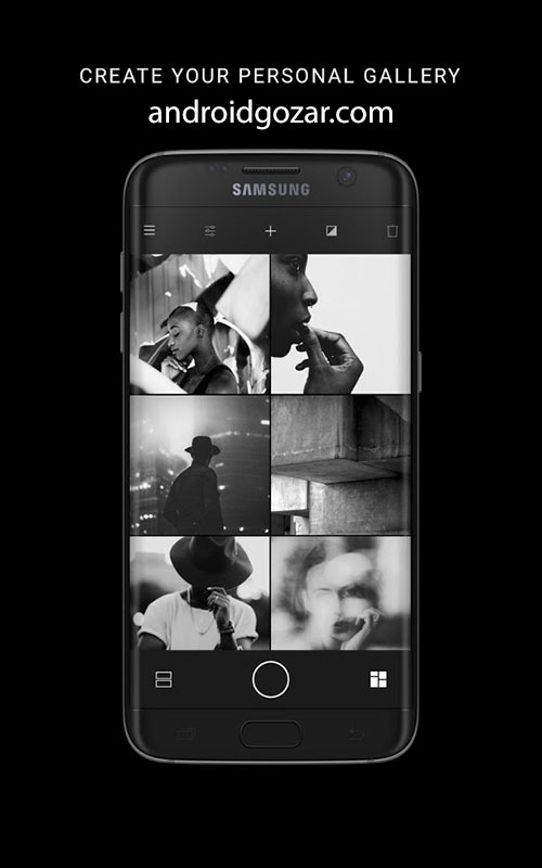 Hypocam Pro 2.1.8 دانلود برنامه عکاسی سیاه و سفید اندروید
