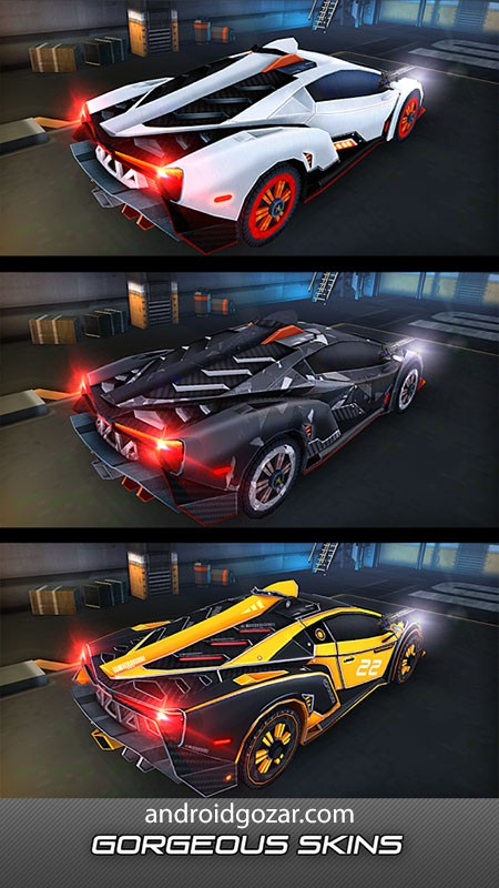 Overload – Multiplayer Cars Battle 1.9.2 دانلود بازی تیراندازی ماشین ها اندروید + دیتا