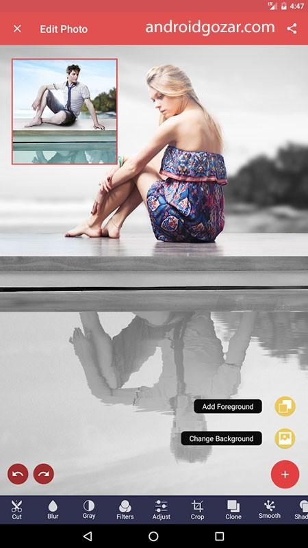 Pixomatic photo editor Premium 3.3.5 دانلود ویرایش عکس حرفه ای اندروید