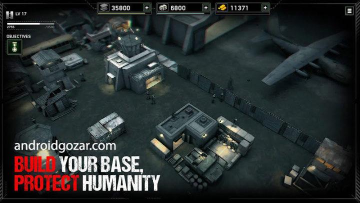 Zombie Gunship Survival 1.5.0 دانلود بازی نبرد هوایی با زامبی اندروید + مود