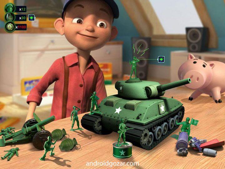 Army Men Strike 2.78.0 دانلود بازی حمله ارتش اسباب بازی اندروید