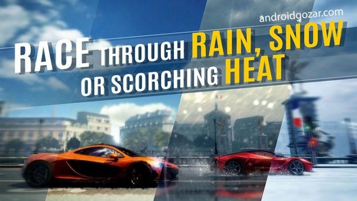 Asphalt Street Storm Racing 1.5.1e دانلود بازی آسفالت استریت اندروید