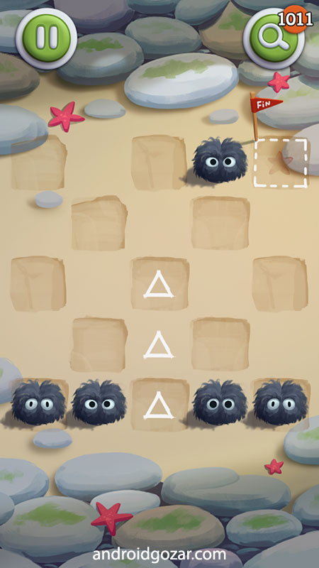 Blackies 5.1.6 دانلود بازی فکری و معمایی سیاه پوستان اندروید + مود