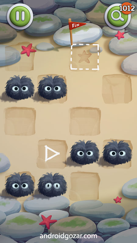 Blackies 3.2.0 دانلود بازی فکری و معمایی سیاه پوستان اندروید + مود