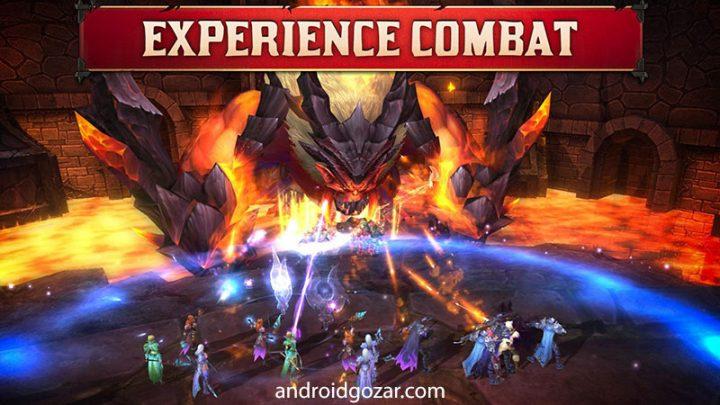 Crusaders of Light 6.0.4 دانلود بازی جنگ های صلیبی اندروید