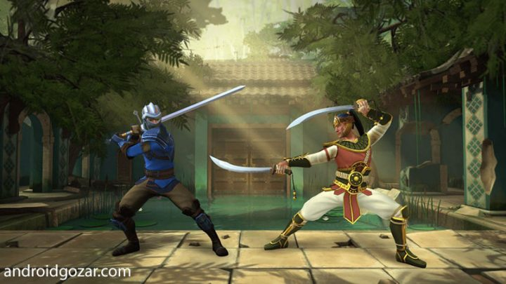 Shadow Fight 3 1.15.0 دانلود بازی شادو فایت 3 اندروید + مود + دیتا
