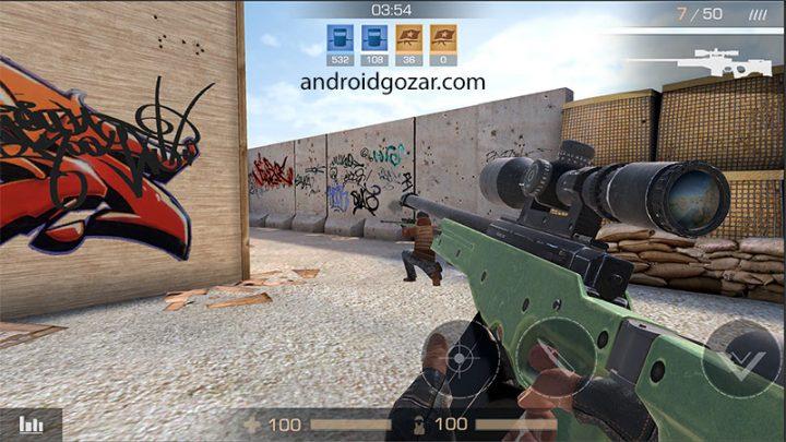 دانلود Standoff 2 0.15.4 بازی اکشن تیراندازی اندروید + مود