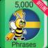 Learn Swedish – 5000 Phrases Premium 1.6.3 یادگیری زبان سوئدی در اندروید
