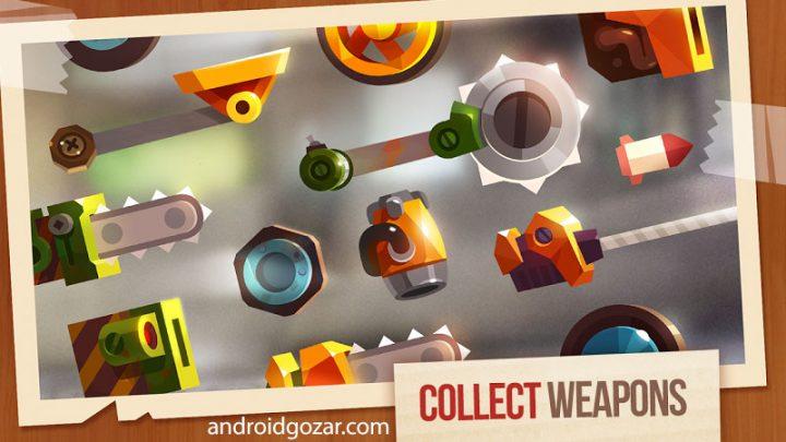 CATS: Crash Arena Turbo Stars 2.12.2 دانلود بازی ربات جنگی اندروید
